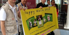 Happy Walk 2013