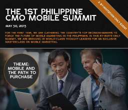 CMO Mobile Summit