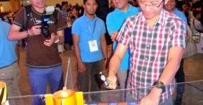 Blogger Manila Dares the Neltex Hataw Challenge