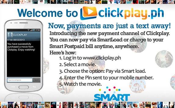 SmartLoad ClickPlay