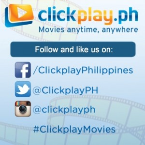 ClickPlay on Facebook, Twitter, Instagram