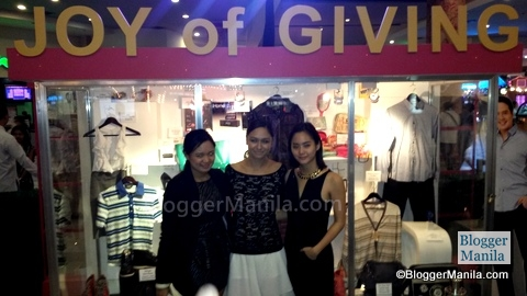 Celebrity Kelly Misa is joined by LOOK Magazine Editor-in-Chief Carmencita Sioson, and Camille Del Rosario
