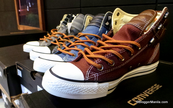 The Chuck Taylor All Star Hiker come in 4 colors