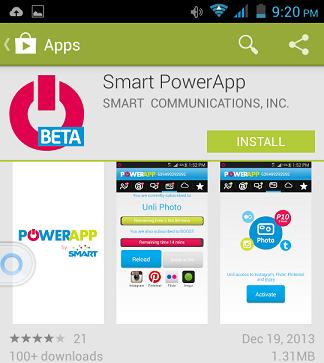 Smart PowerApp Mobile Application