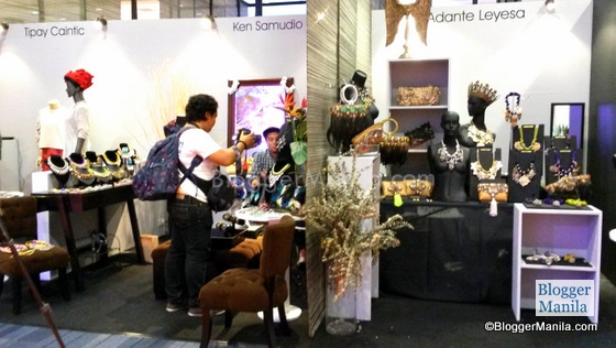 Shoes and Accessories by Adante Leyesa, Ken Samudio, Tipay Caintic, among others.
