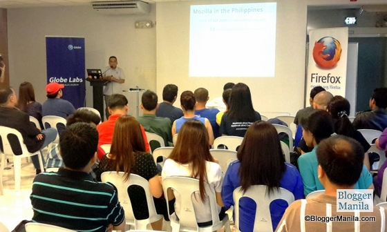 Mozilla Philippines Social Media Series: Blogging 101