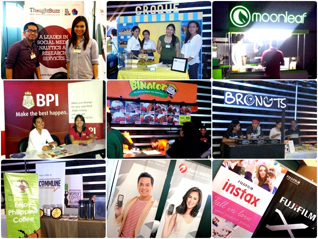 Booths & Sponsors at BoomPH