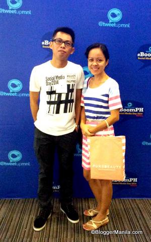with Tonyo Cruz