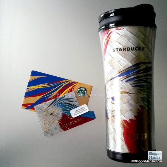 1st Edition Philippine Starbucks Card