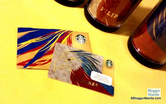 Philippine Starbucks Card