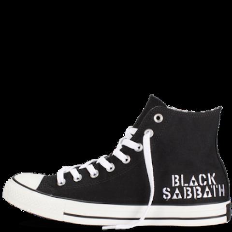 Converse Chuck Taylor All Star Black Sabbath