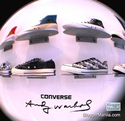 Converse Chuck Taylor All Star Andy Warhol