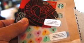 New Starbucks Cards