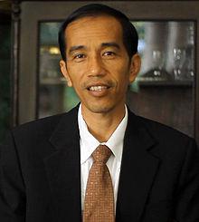 President Joko Widodod