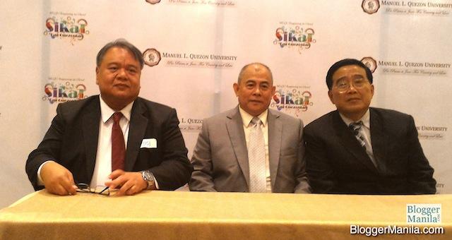 MLQU Executives