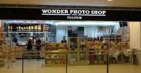 Wonder Photo Shop - Tokyo in Manila
