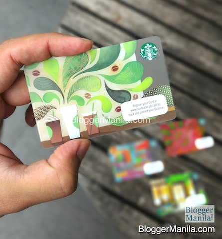 CoffeeHouse Favorties Starbucks Card