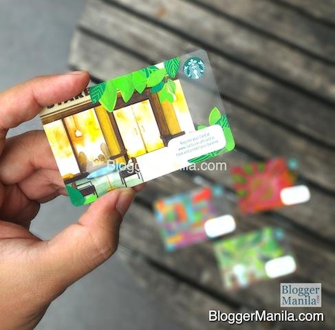 Neighborhood Starbucks Card