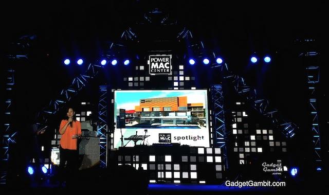 Power Mac Center Spotlight