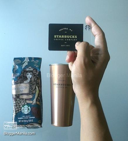 Starbucks Coffee Company Card