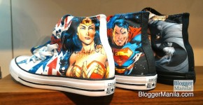 Converse Chuck Taylor All Star - DC Comics Collection