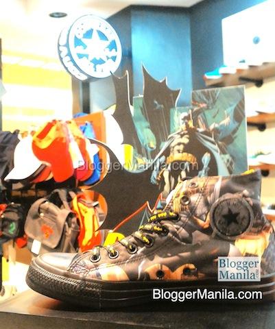 Converse DC Batman