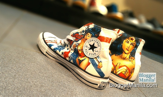 Converse DC Wonder Woman