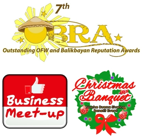 OFW SME Business Christmas Expo Activity Highlights