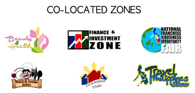 OFW SME Expo Co-Located Zones