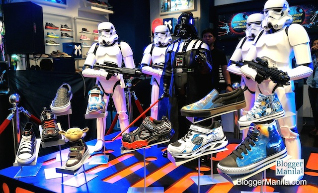 "bac098fd3c Skechers x Star Wars Collection  ""The Force Is Strong On These Shoes"""