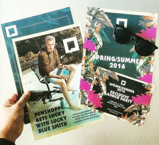 Penshoppe Spring / Summer 2016
