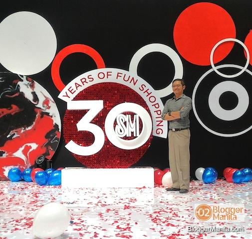 SM Supermalls 30th Anniversary