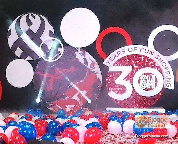 SM 30th Anniversary