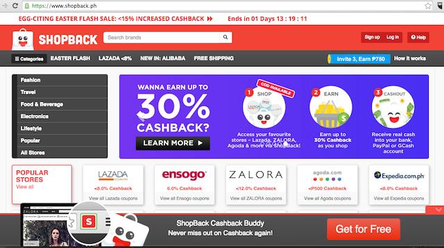 ShopBack Philippines