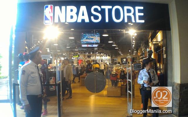 61756cc750cc NBA Store Trinoma. NBA Store in Trinoma Mall