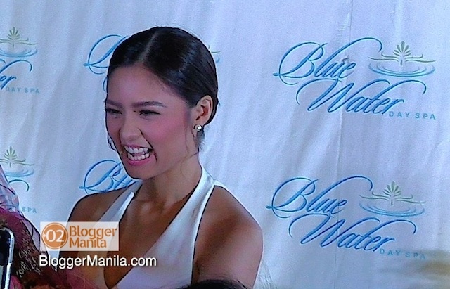 Kim Chiu Blue Water Day Spa