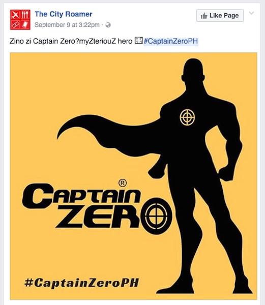 Captain Zero PH