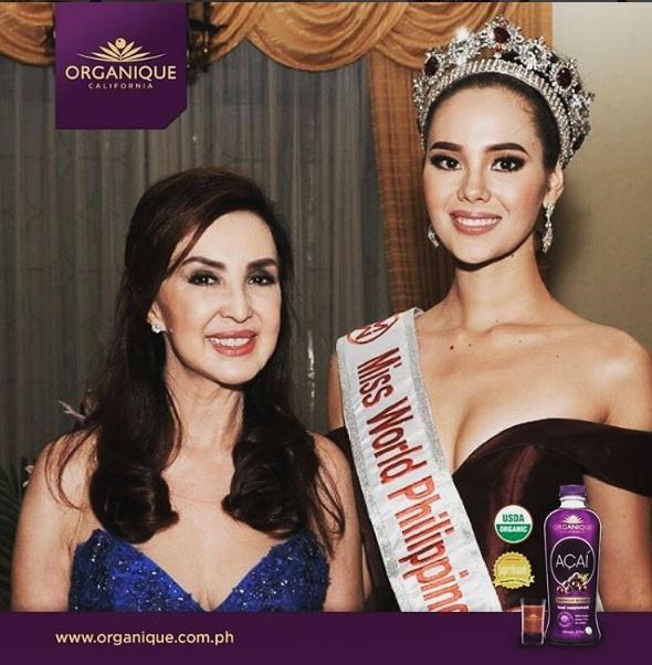 Miss World Philippines 2016 Catriona Gray