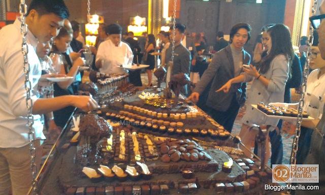 Chocolate Buffet