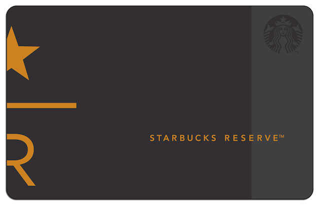 Philippines 1st Starbucks Reserve Card Available On Jan 9