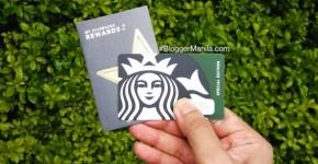Starbucks Siren Card