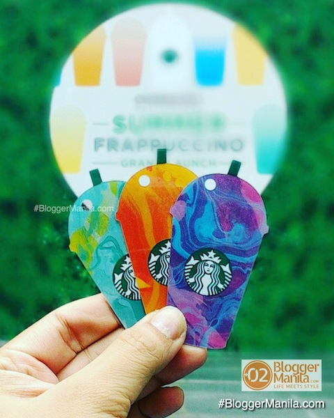 Starbucks Summer Cards