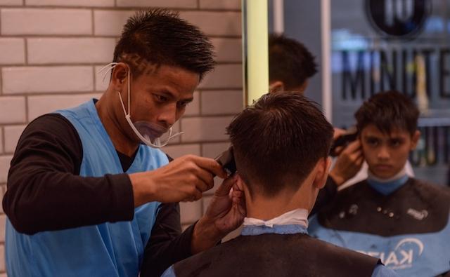 Kaizen Haircut