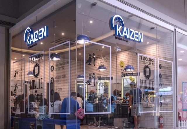 Kaizen 10-Minute Haircut
