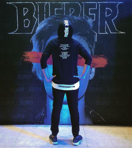 Oxygen x Bieber