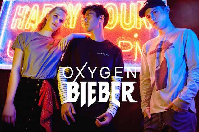 Oxygen x Bieber Collection