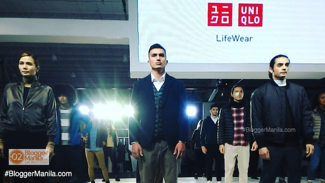 Uniqlo Philippine 2017 Fall / Winter Collection