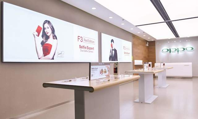 OPPO Concept Store