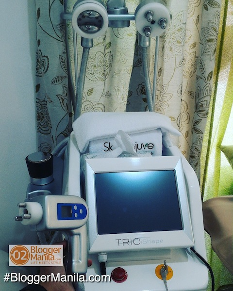 Skin Rejuve Treatment Machine