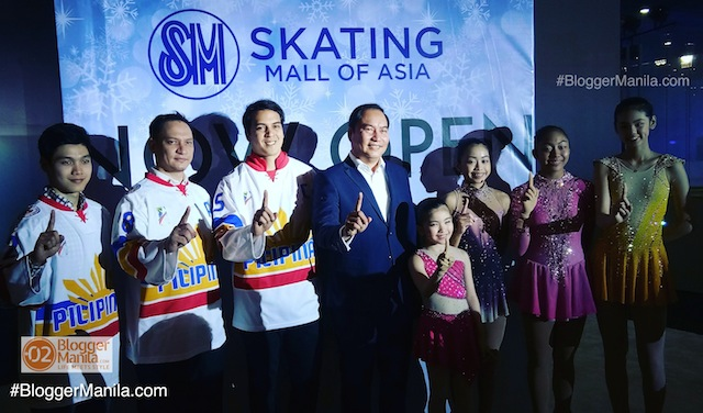SM Skating Mall Of Asia